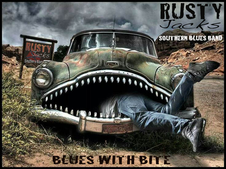 RUSTYS-BLUES WITH BITE x