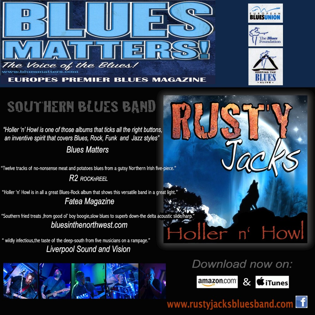 Blues matters new x