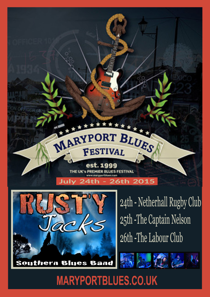 MARYPORT BLUES FESTIVAL '15X